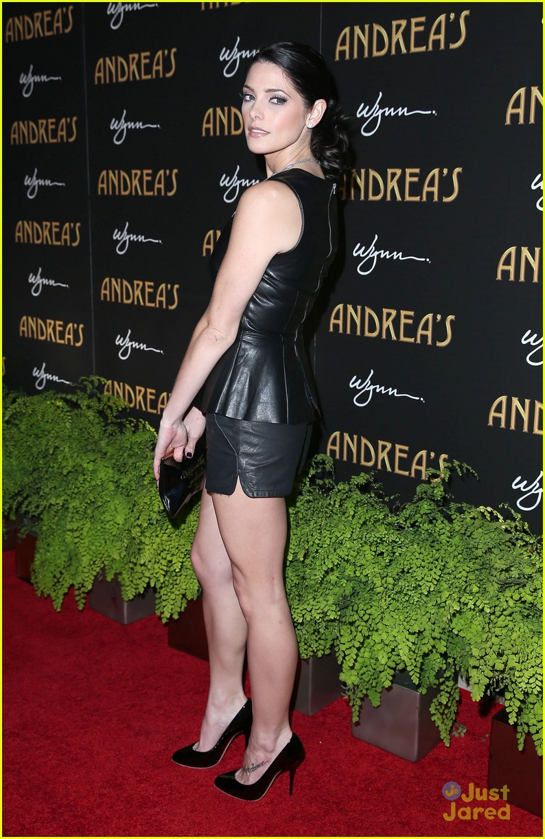 ashley greene andreas opening 09