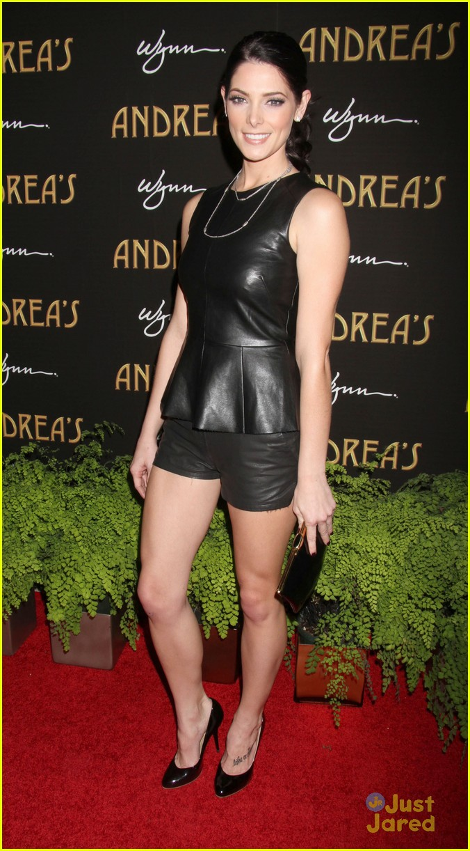 ashley greene andreas opening 11