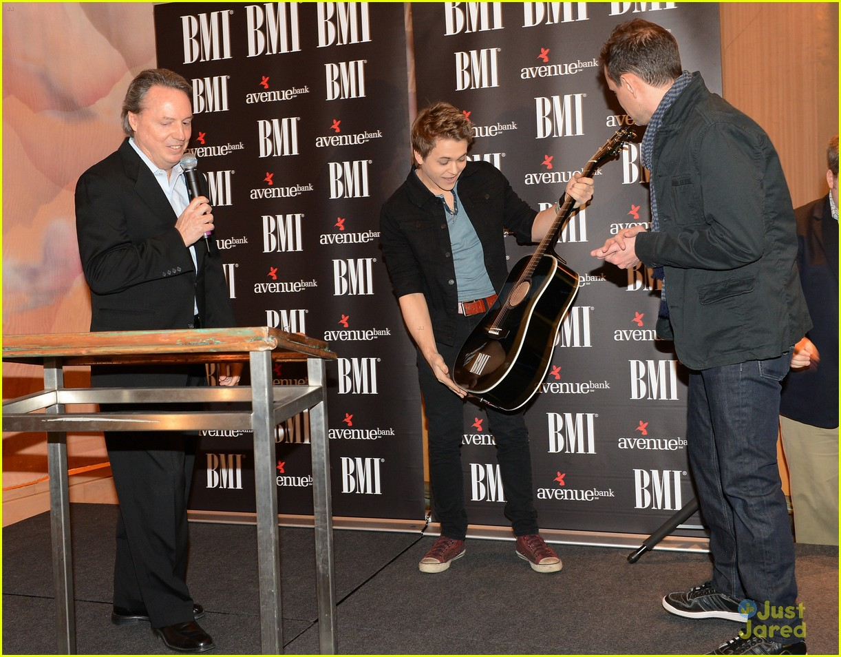 hunter hayes bmi party 04