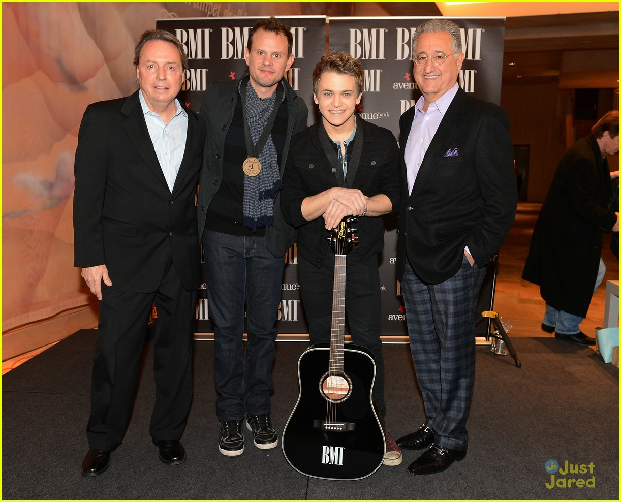 hunter hayes bmi party 07