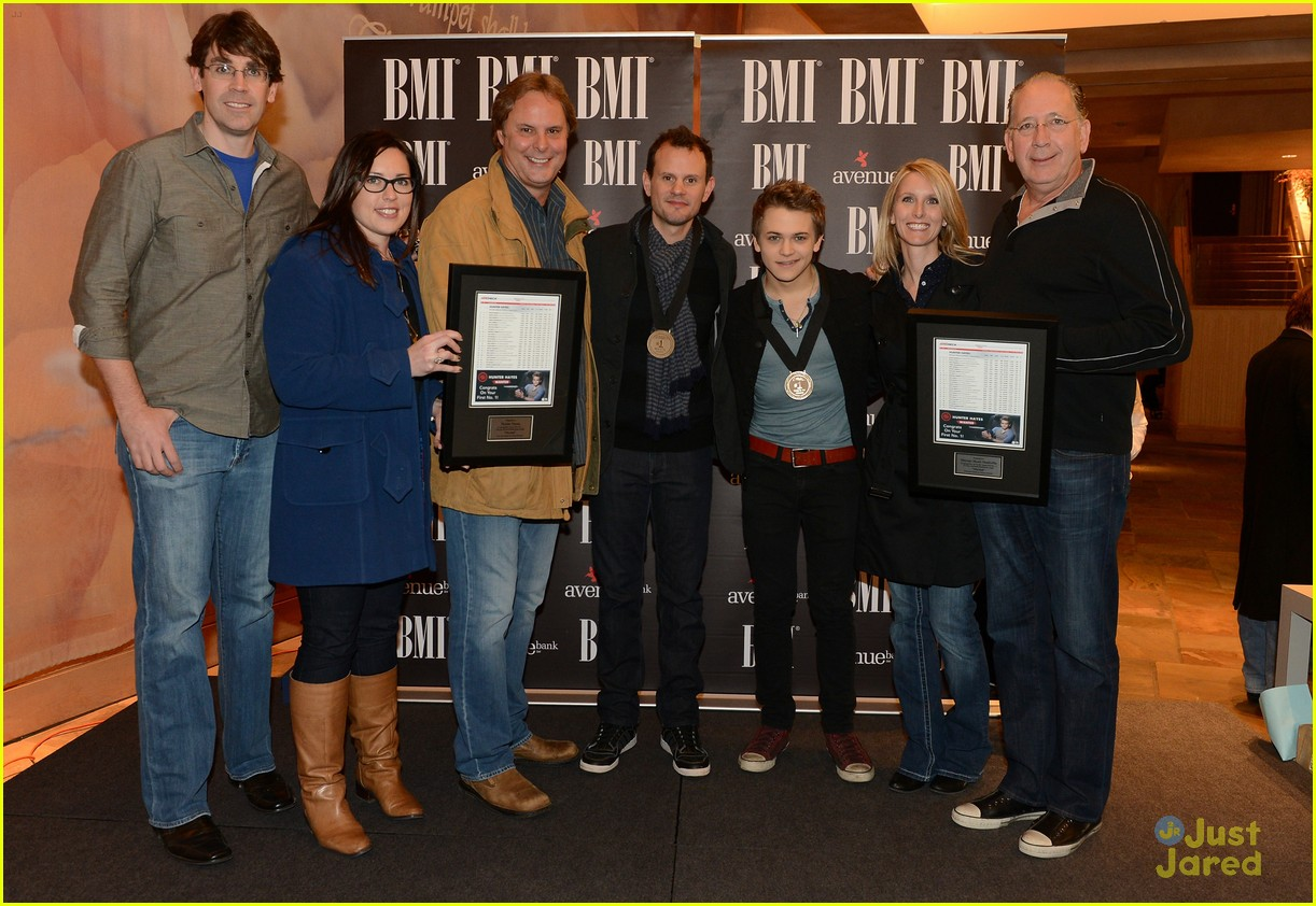 hunter hayes bmi party 14