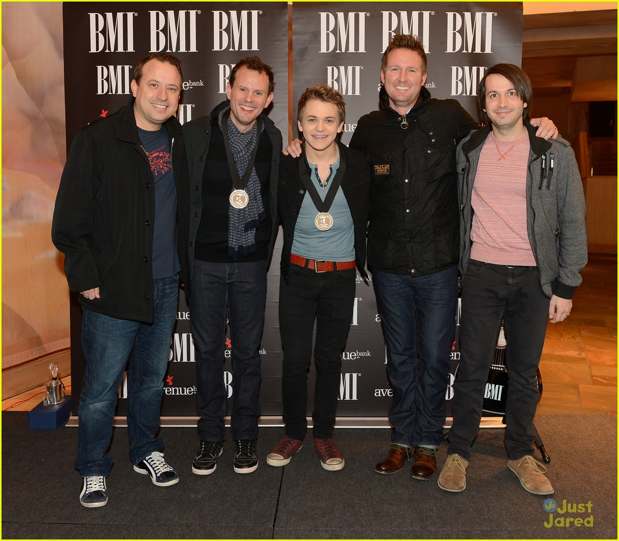 hunter hayes bmi party 15