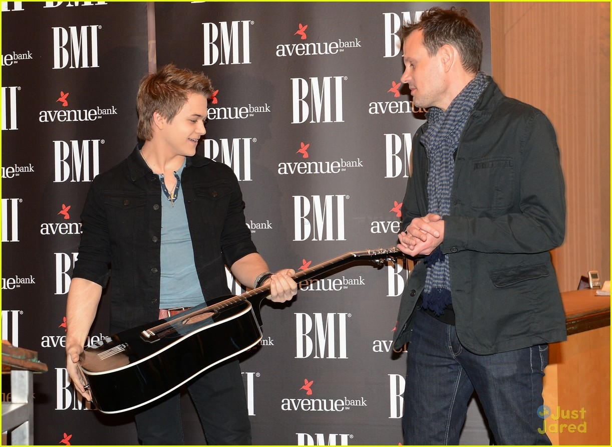 hunter hayes bmi party 20