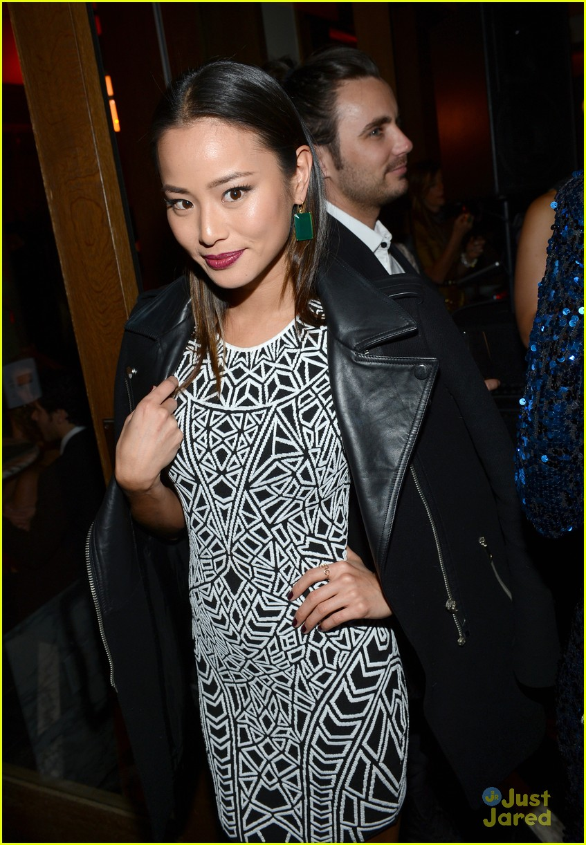 jamie chung audi gg party 03