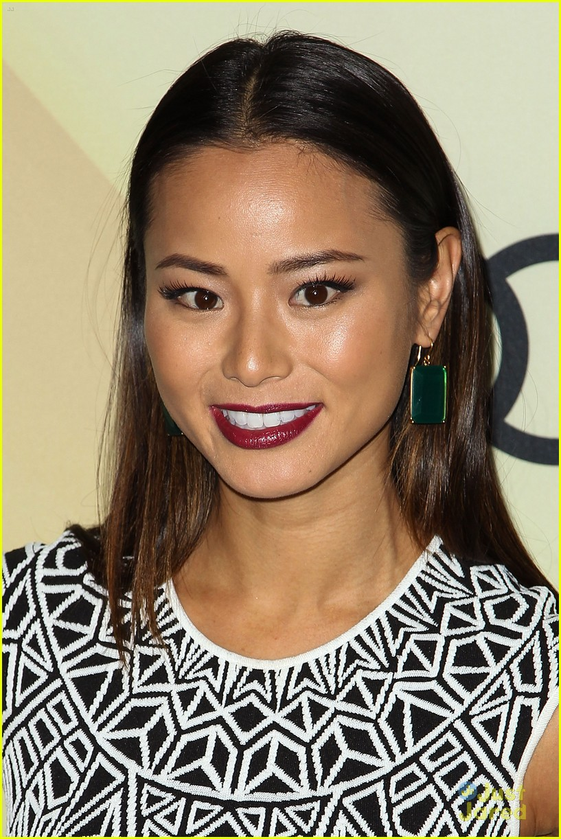 jamie chung audi gg party 08
