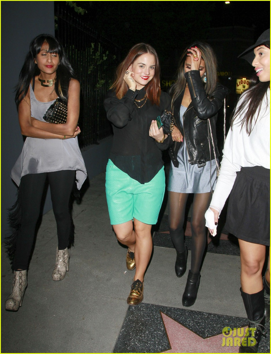 jojo girls night out in hollywood 01