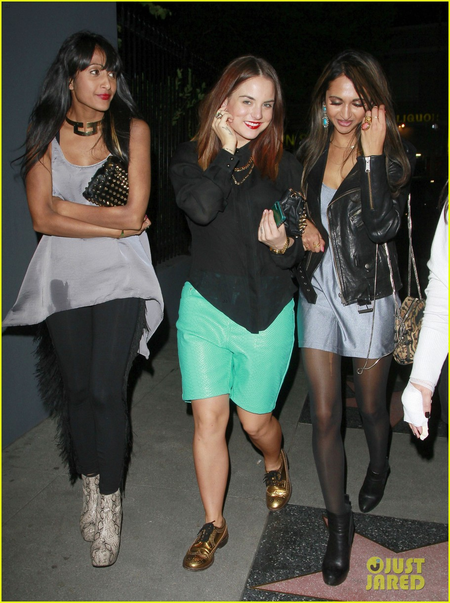 jojo girls night out in hollywood 02