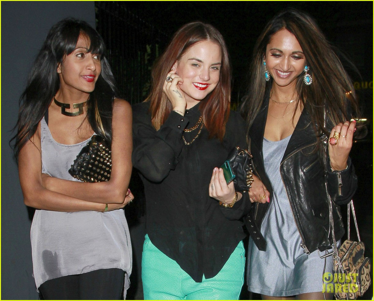 jojo girls night out in hollywood 04