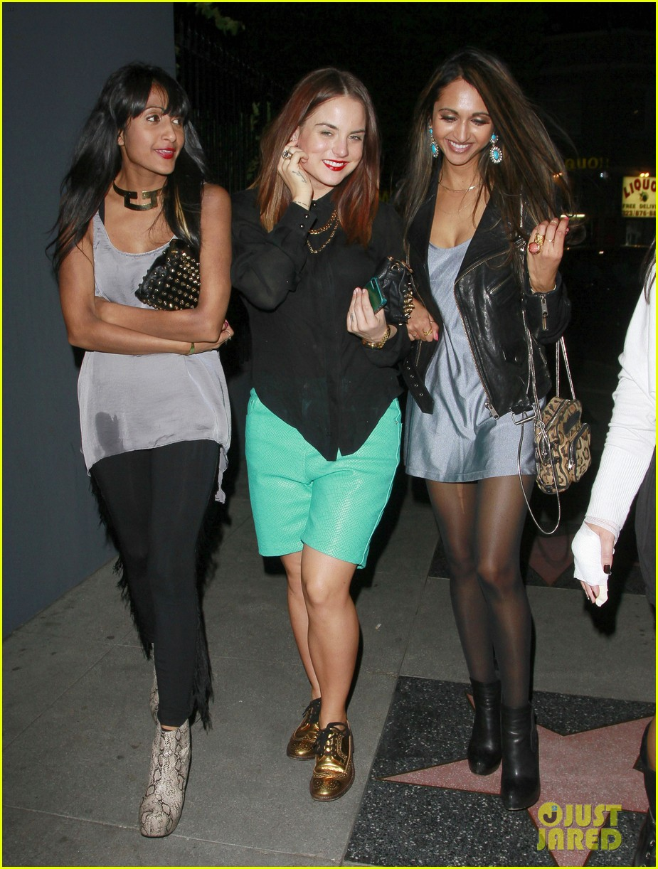 jojo girls night out in hollywood 05