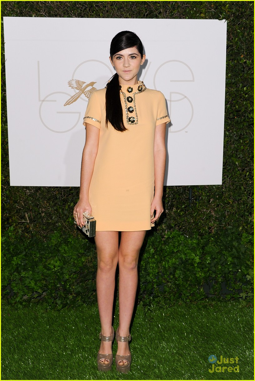 kelsey chow isabelle fuhrman love gold event 05