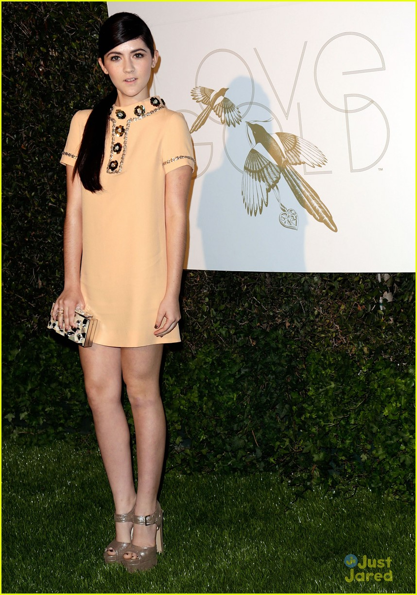 kelsey chow isabelle fuhrman love gold event 11