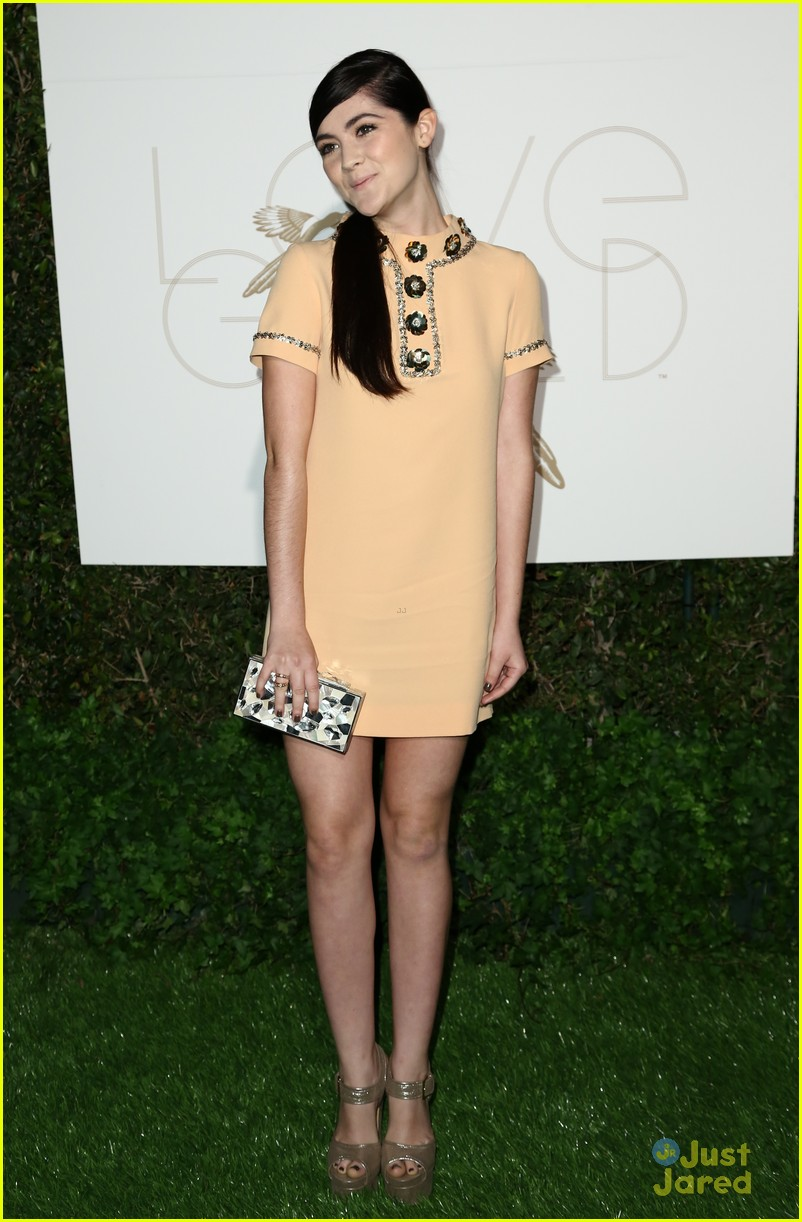kelsey chow isabelle fuhrman love gold event 15