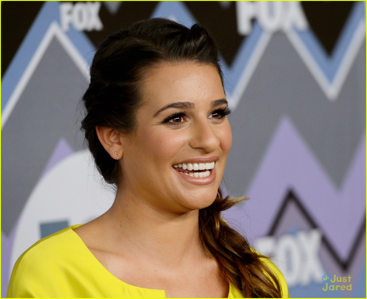 lea michele melissa benoist fox tca party 02