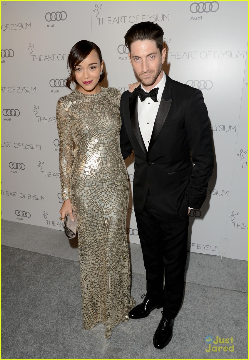 ashley madekwe heaven gala 12