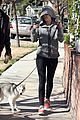miley cyrus dog walk monday 01