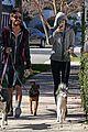 miley cyrus dog walk monday 02