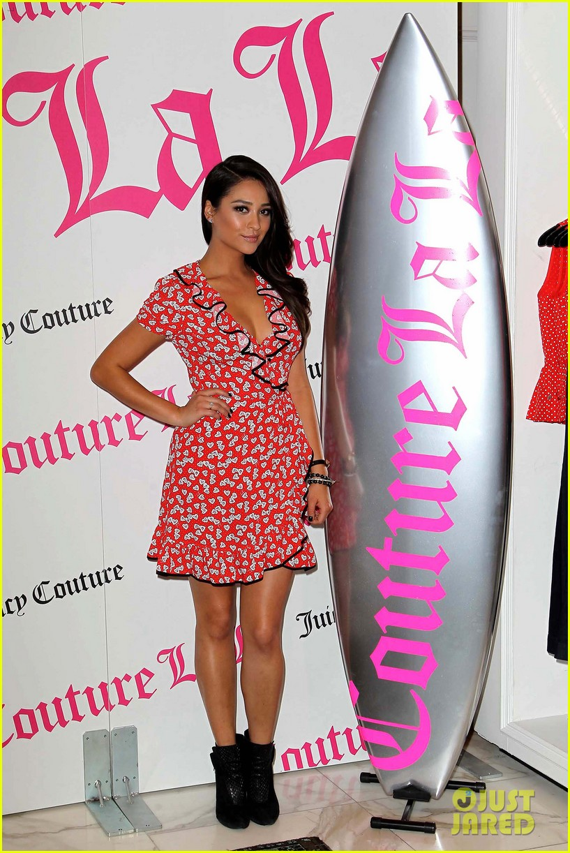 shay mitchell juicy couture fragrance launch 12