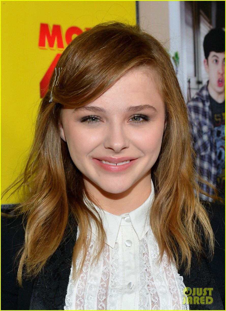 chloe moretz movie 43 premiere 09