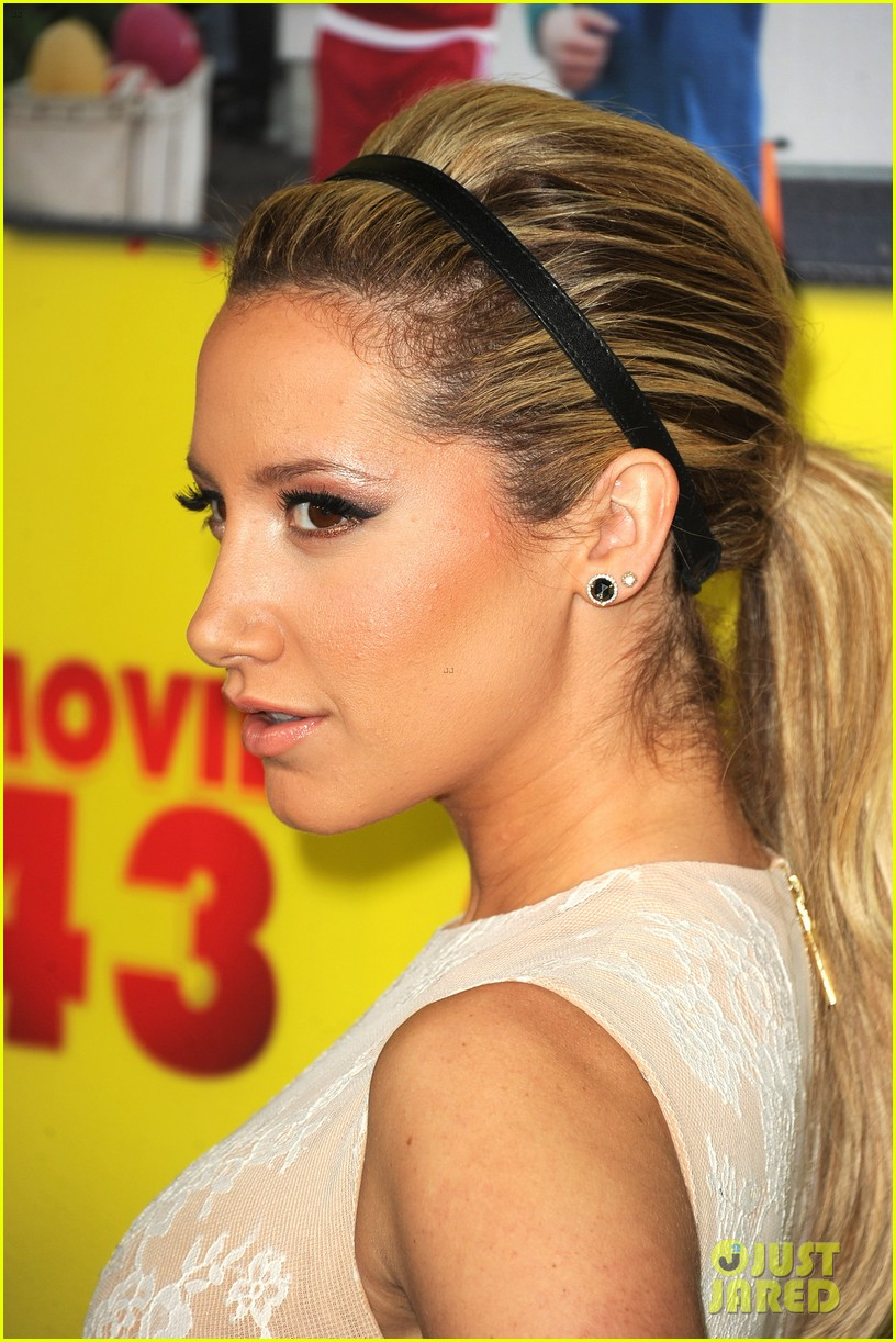 ashley tisdale movie 43 premiere 05