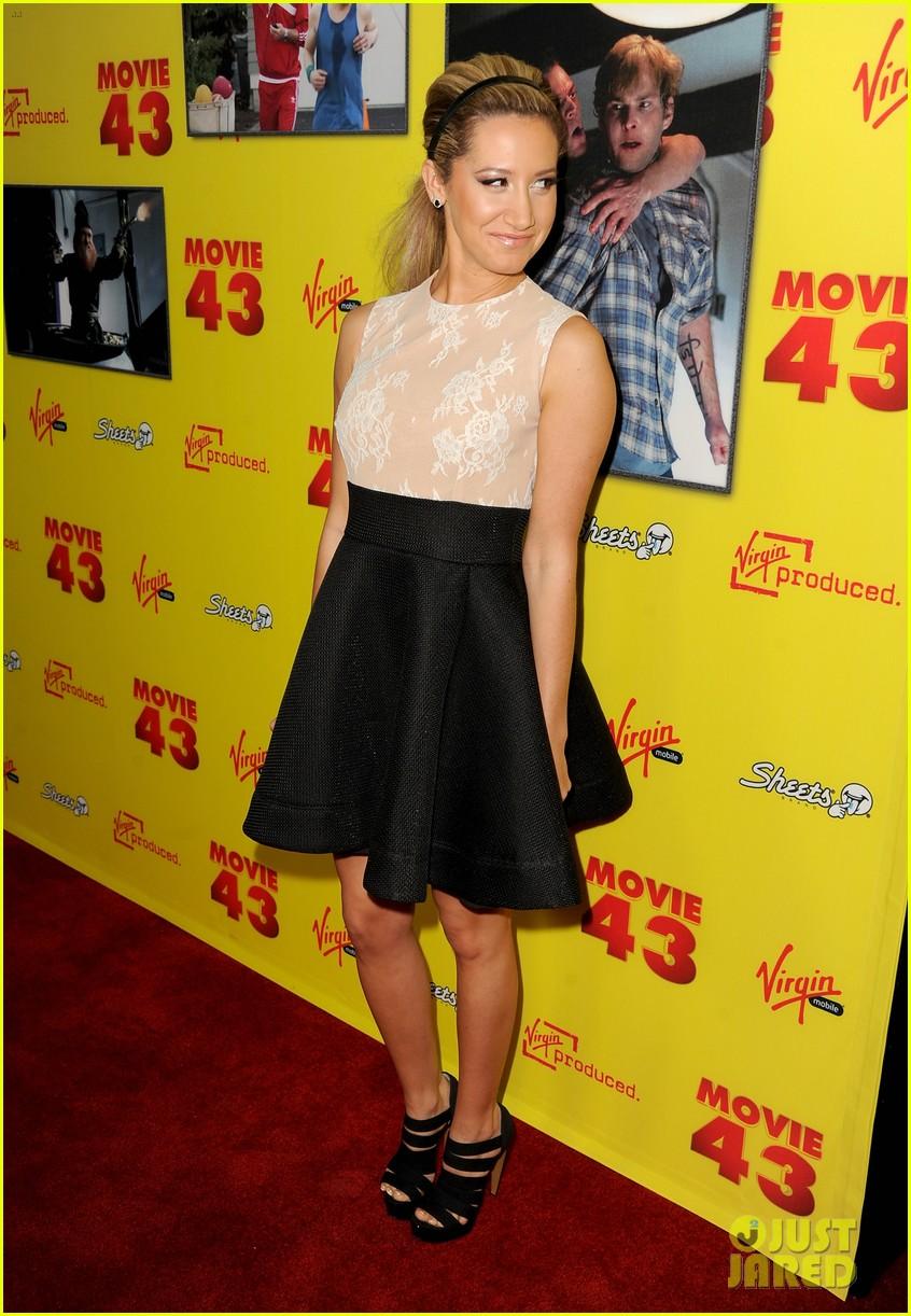 ashley tisdale movie 43 premiere 07