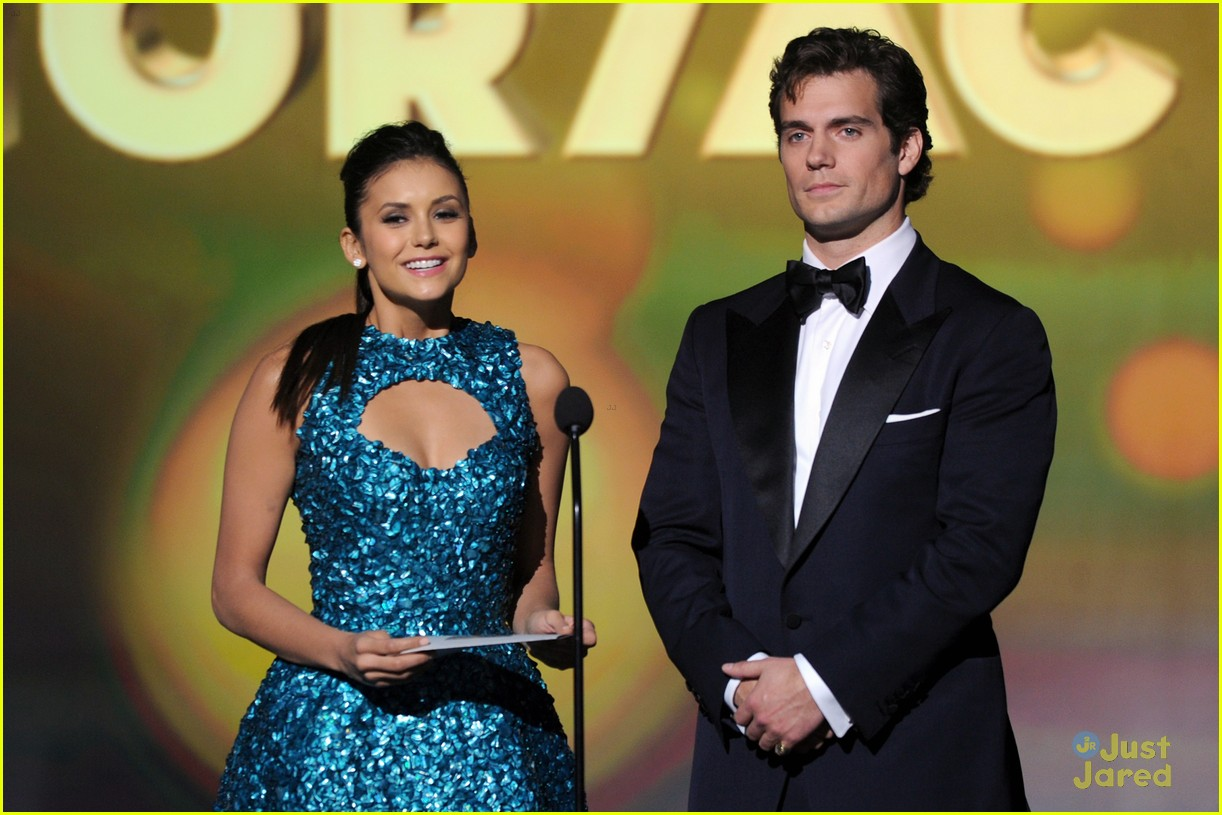 nina dobrev ian somerhalder paul cory critics choice 27
