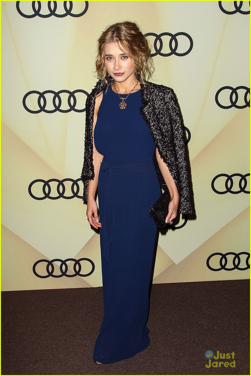 olesya rulin audi gg party 01