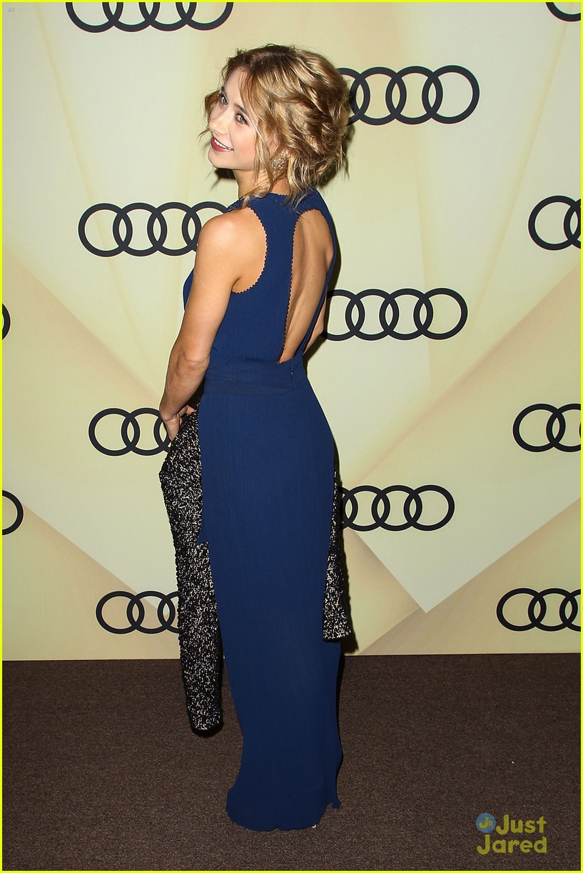 olesya rulin audi gg party 06