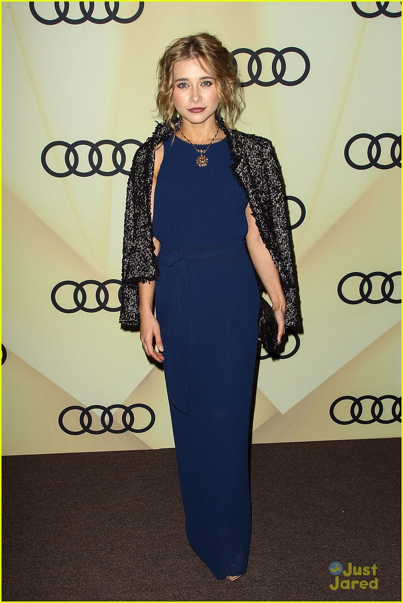 olesya rulin audi gg party 08