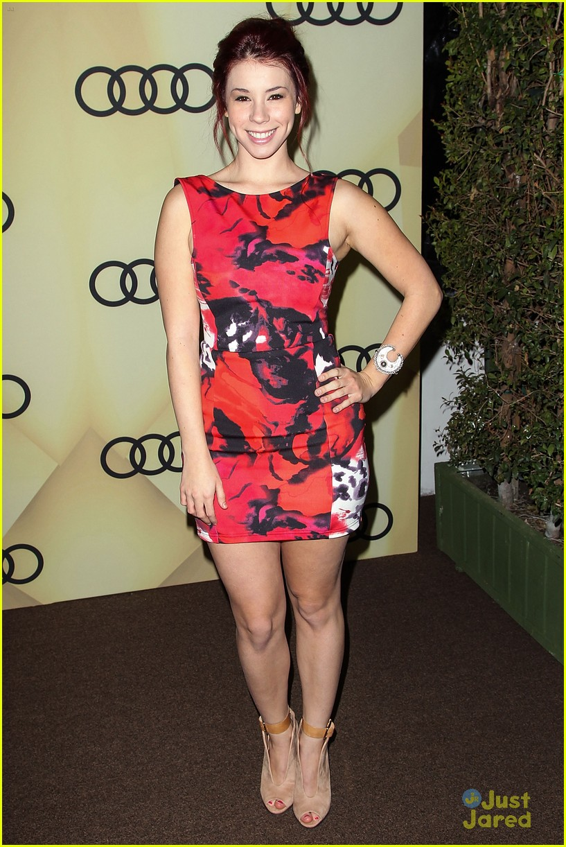 jillian rose reed audi gg party 04
