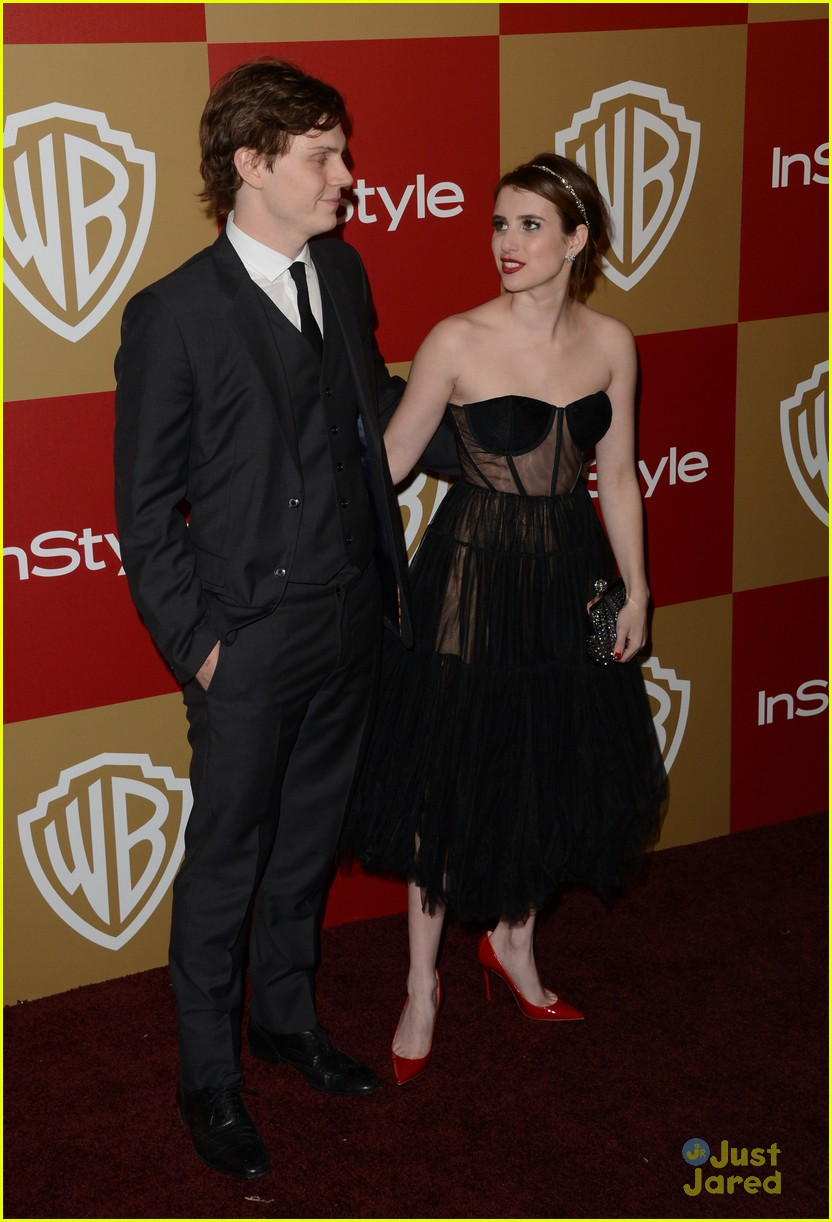 emma roberts instyle gg party 10