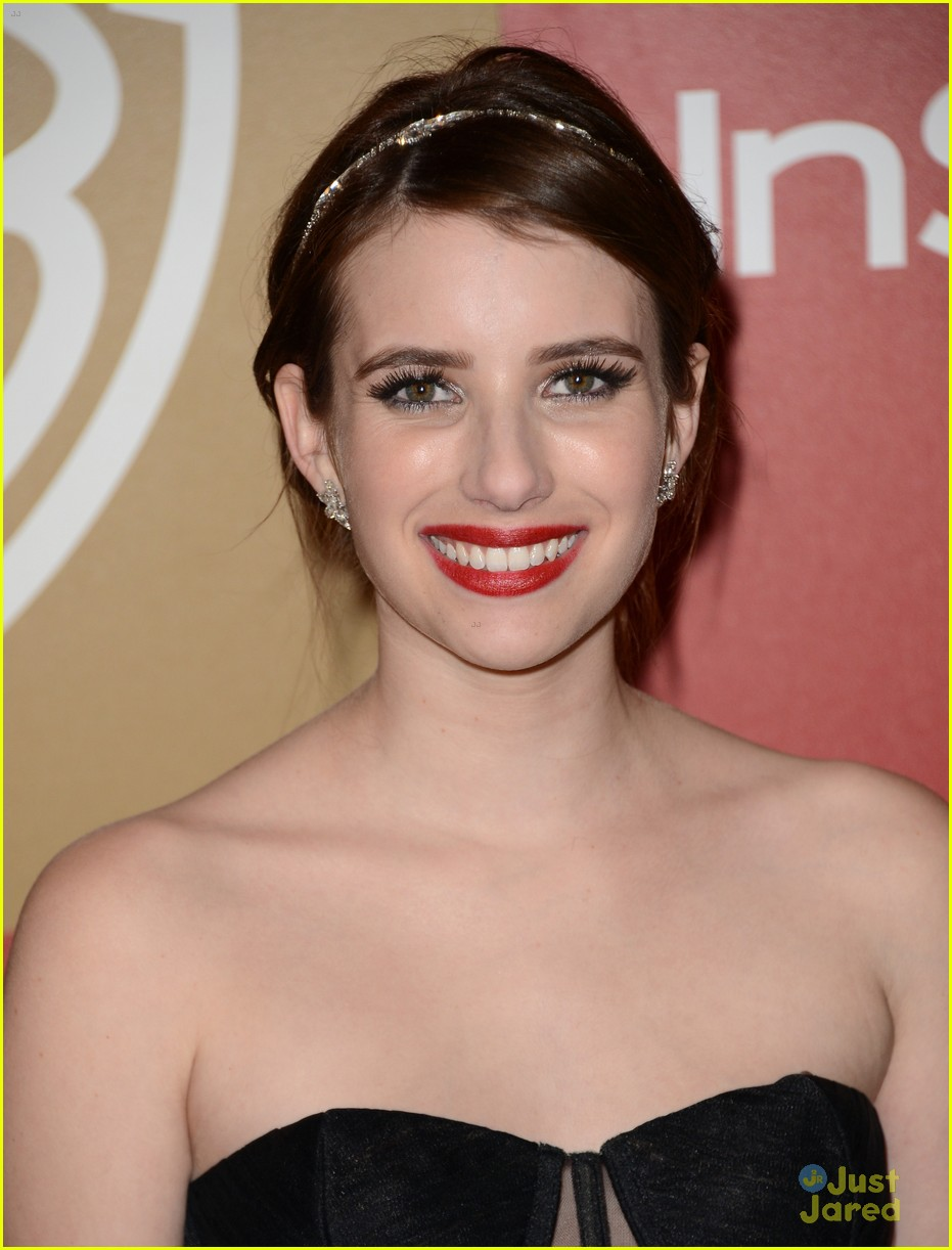 emma roberts instyle gg party 11