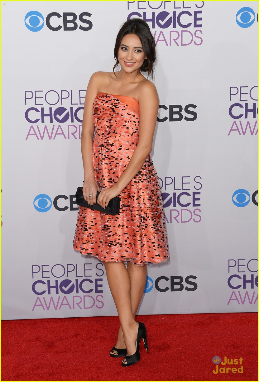 shay mitchell pcas 2013 13