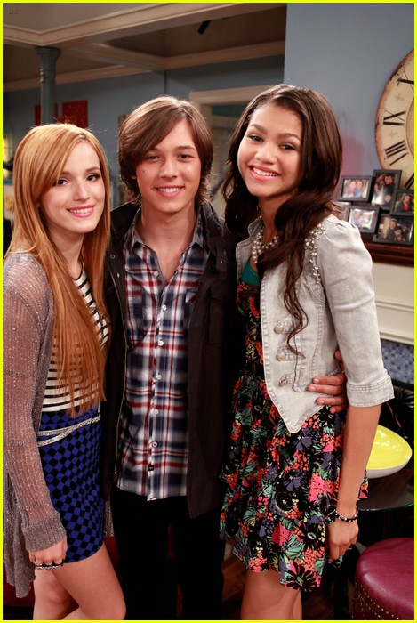 shake it up leo howard guests 00