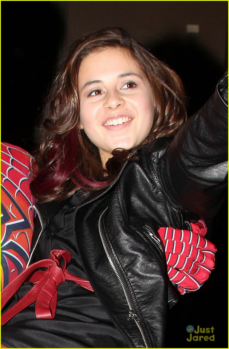 carly rose sonenclar spiderman bway 01