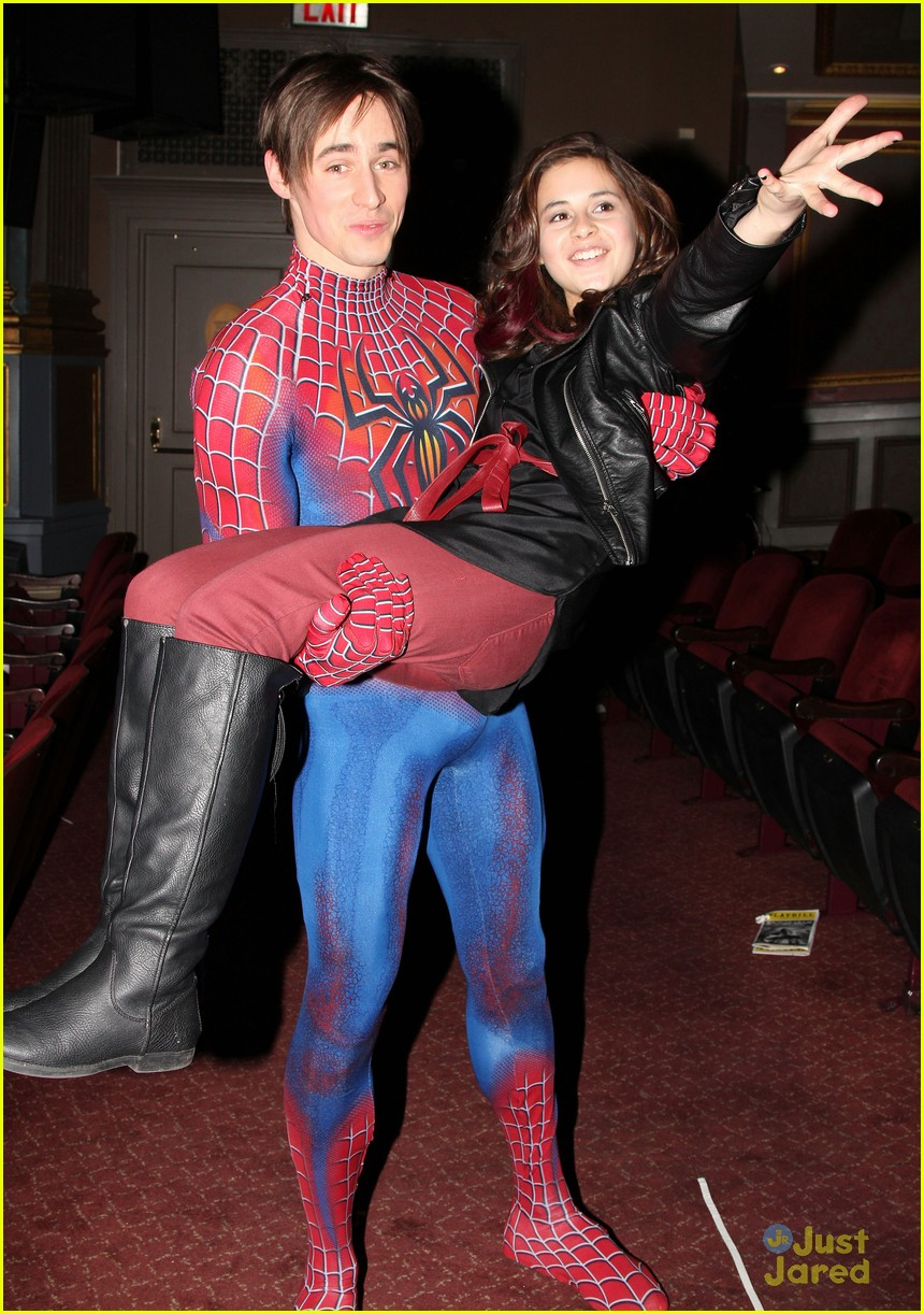 carly rose sonenclar spiderman bway 03