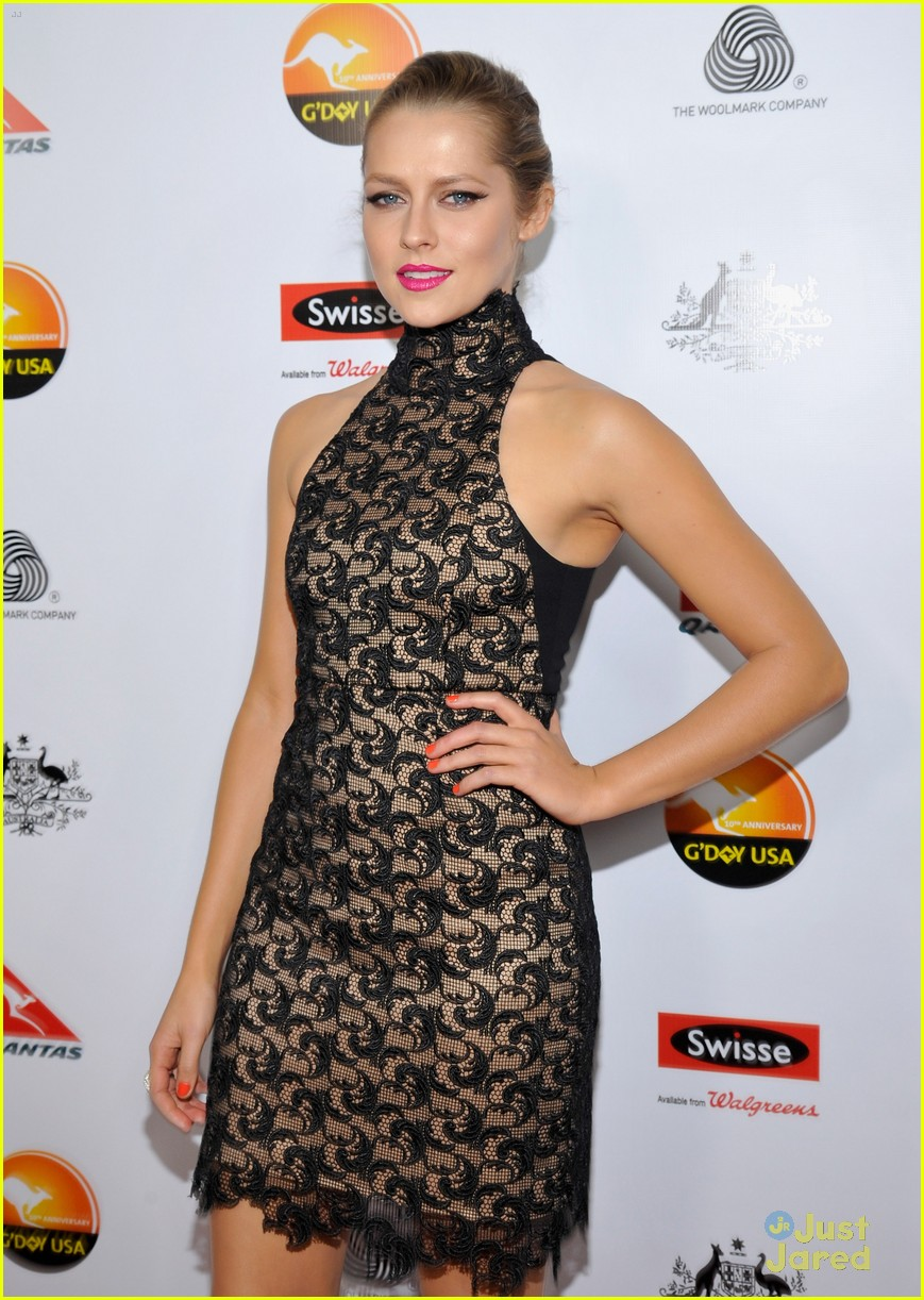 teresa palmer gday instyle party 08