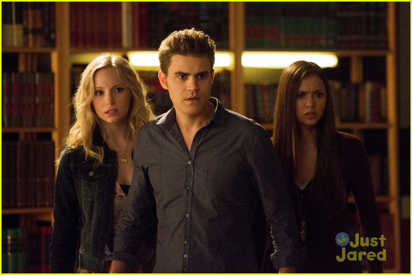 vampire diaries new gallery pics after school special 15