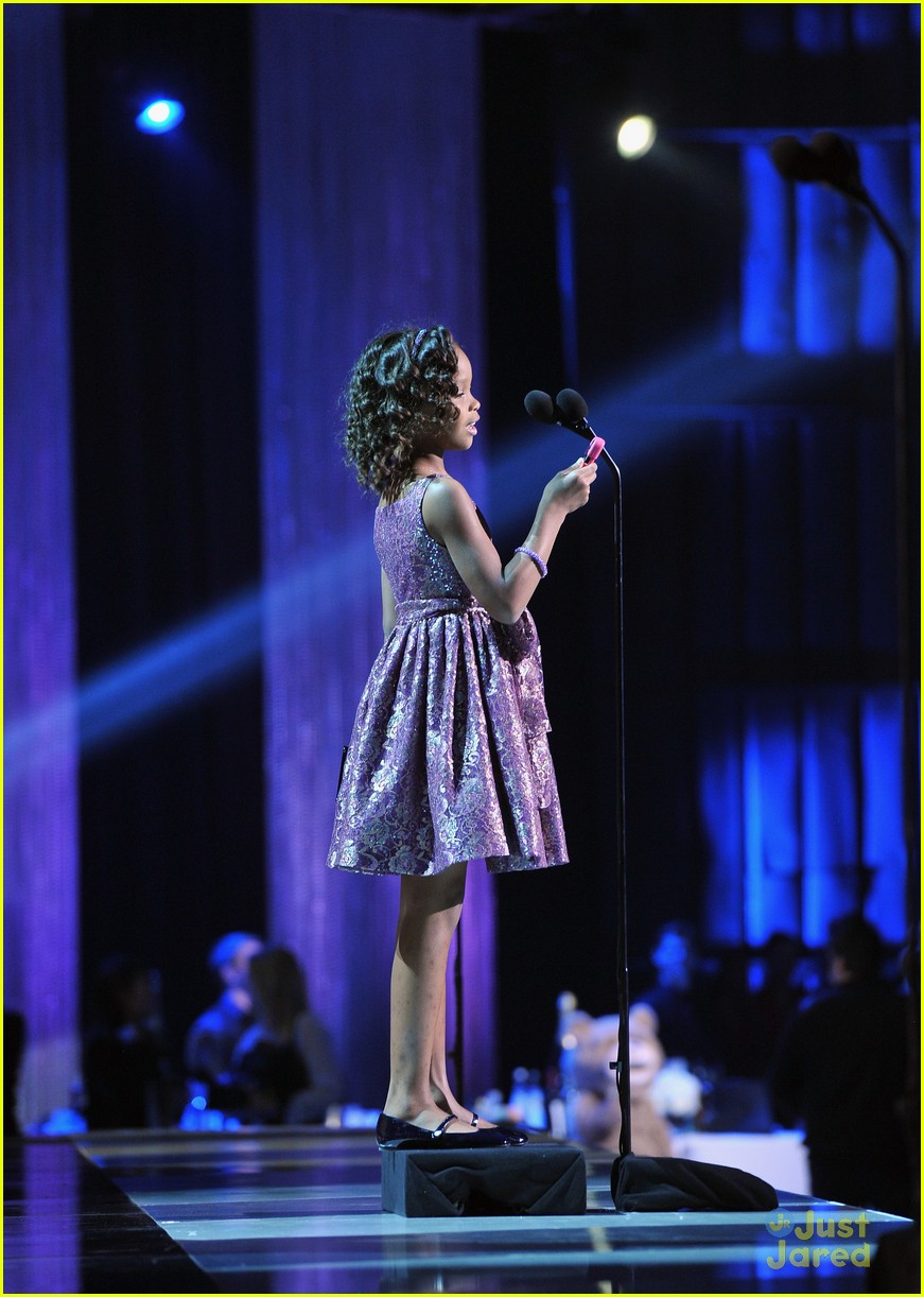 quvenzhane wallis critics choice 07