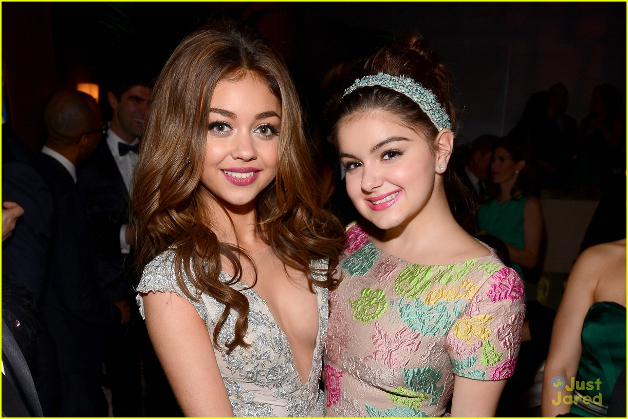 sarah hyland ariel winter gg parties 03