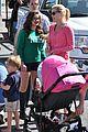 ariel winter julie bowen farmers market meet up 09