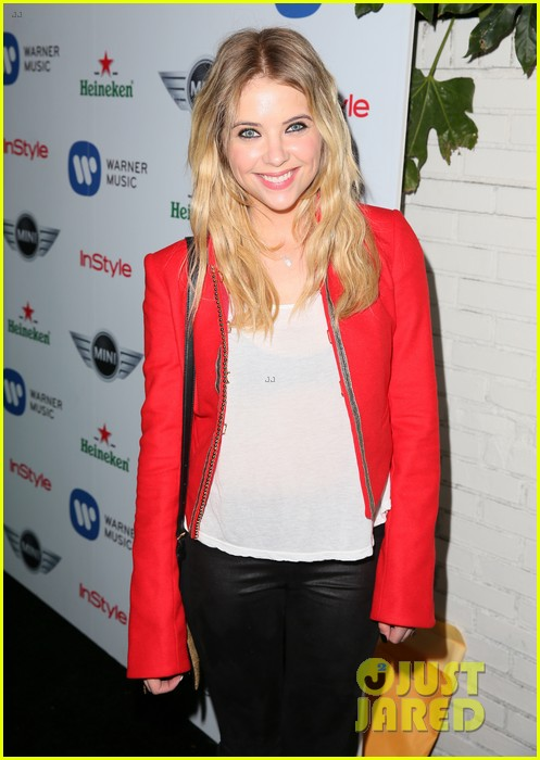 ashley benson post grammys party pretty 03