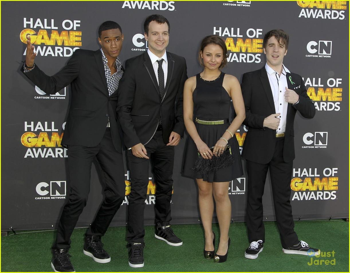 big time rush level up hall game awards 03