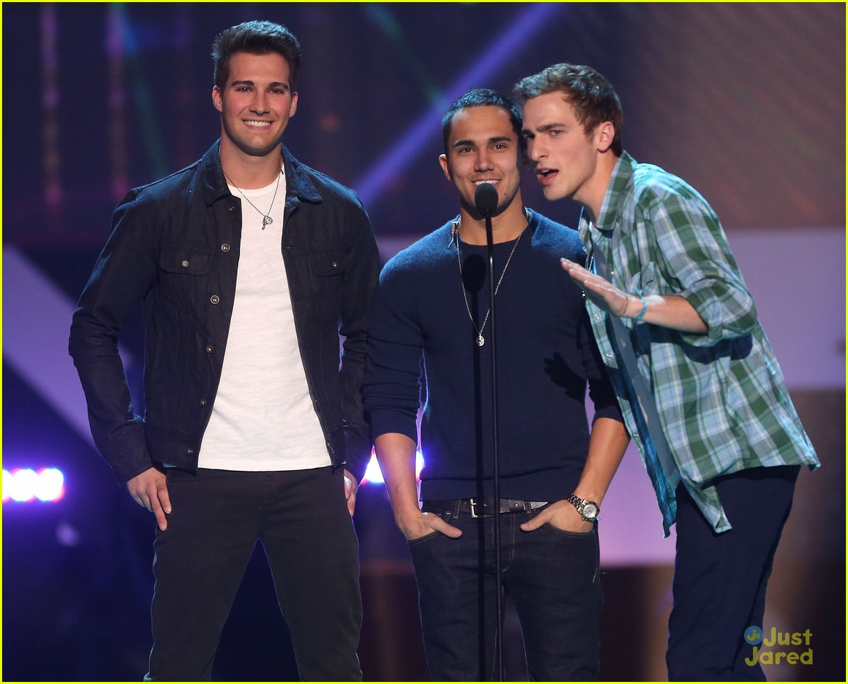 big time rush level up hall game awards 08