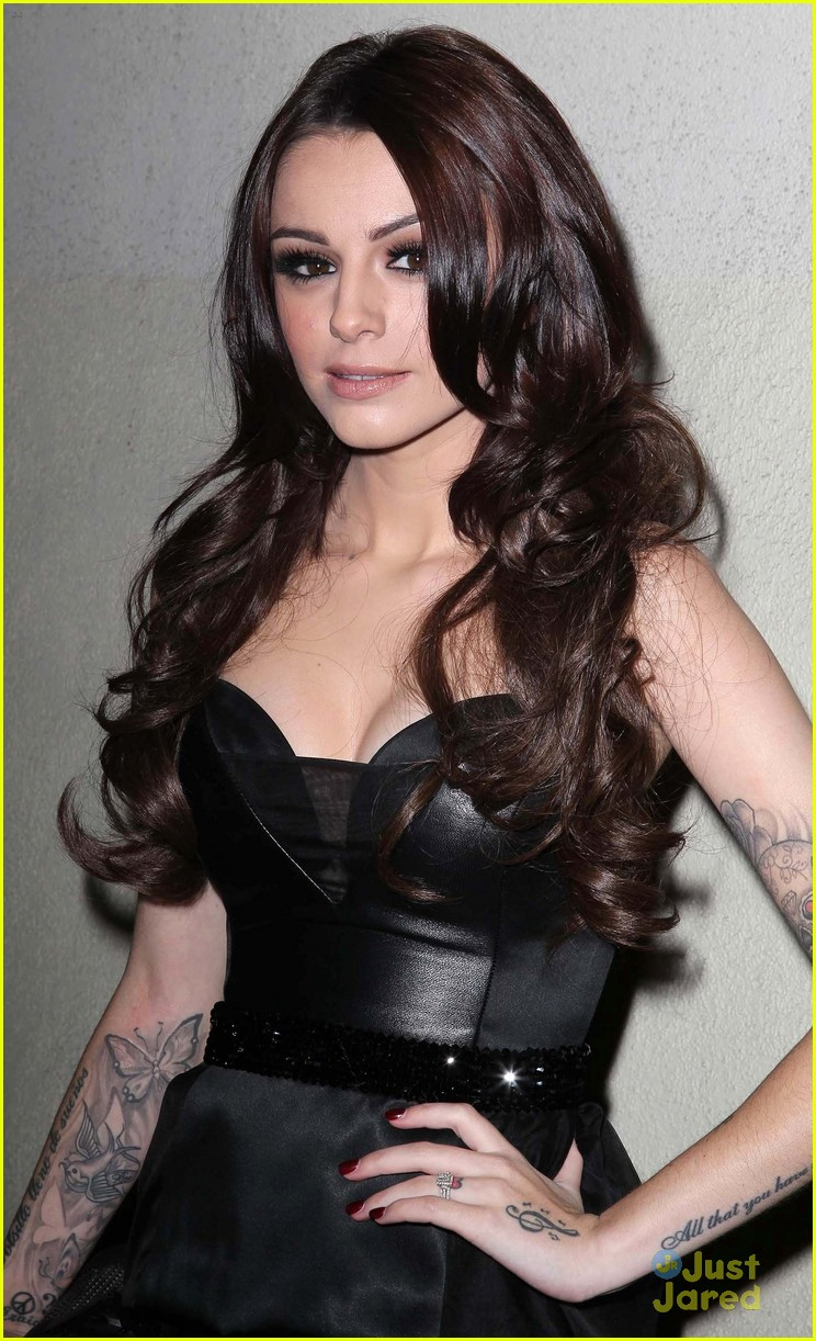 cher lloyd friends family pregrammy event 14