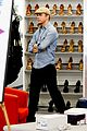 derek hough dance shoe shopping 09