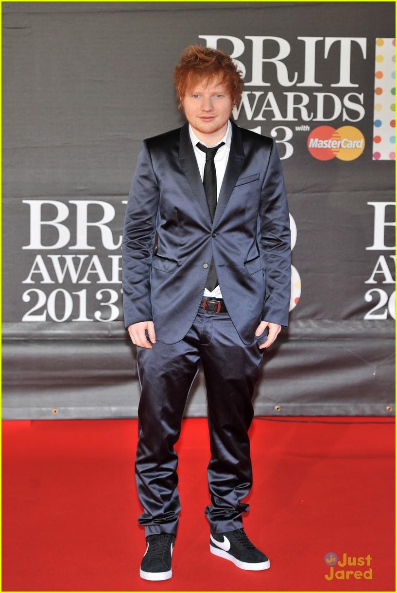 ed sheeran brit awards 02