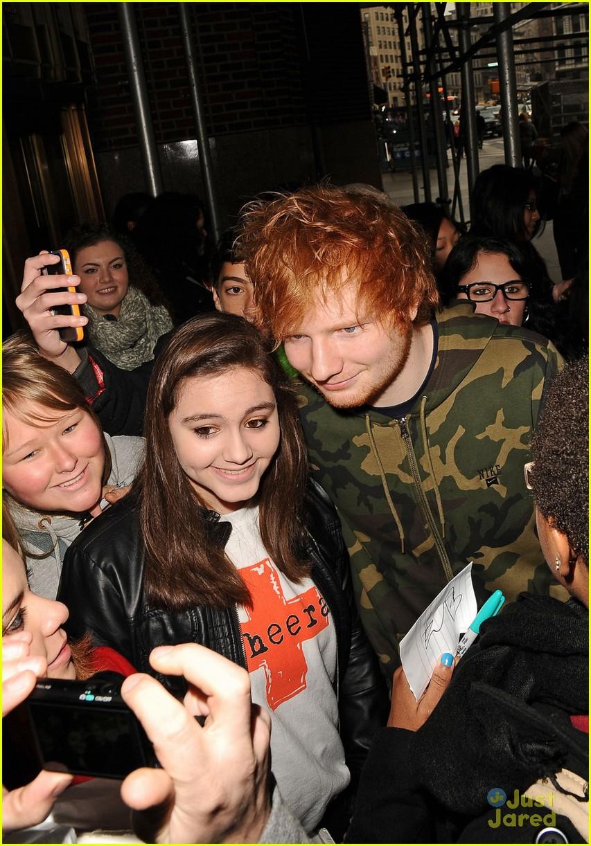 ed sheeran today show stop 01