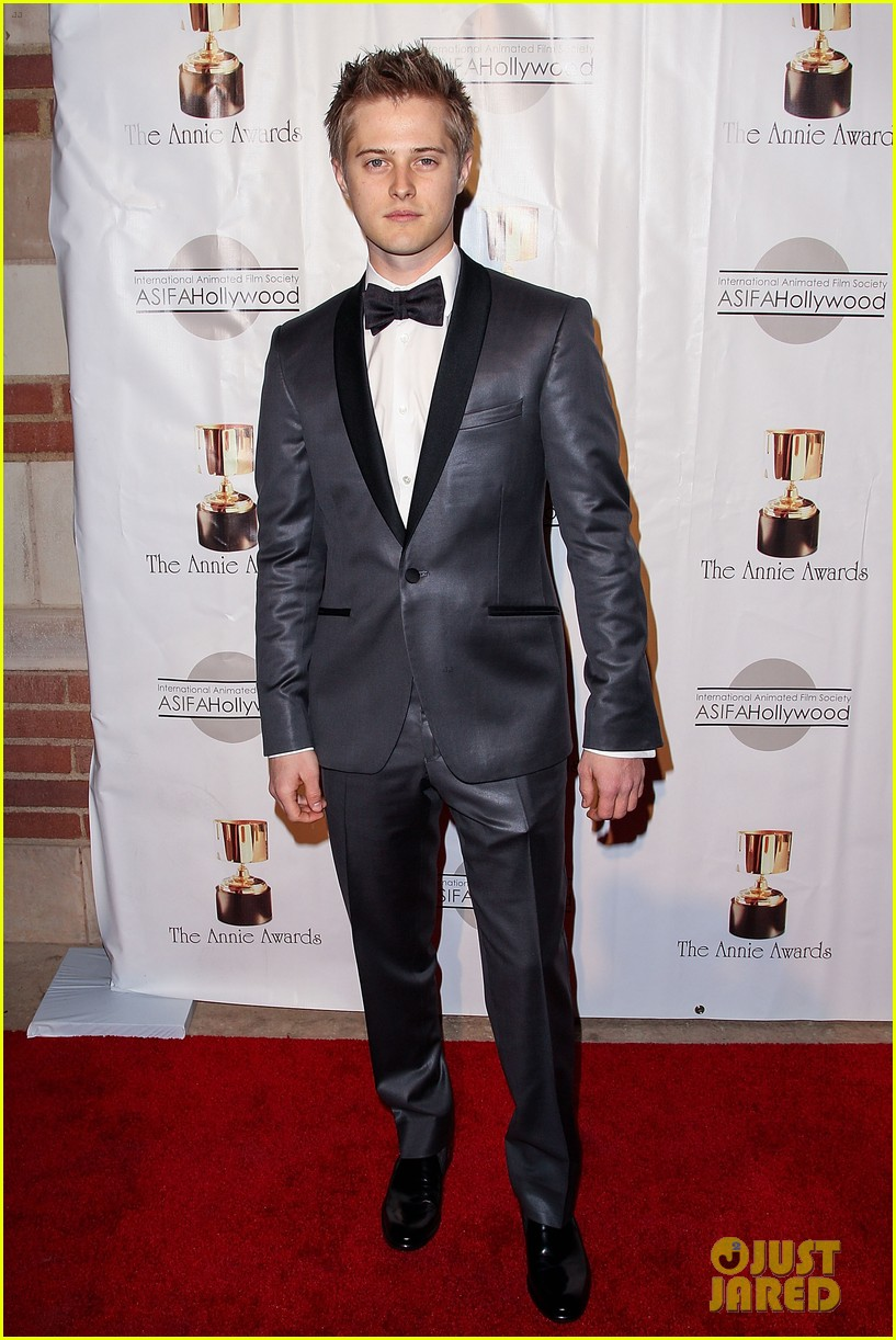 matt lanter lucas grabeel annie awards 05