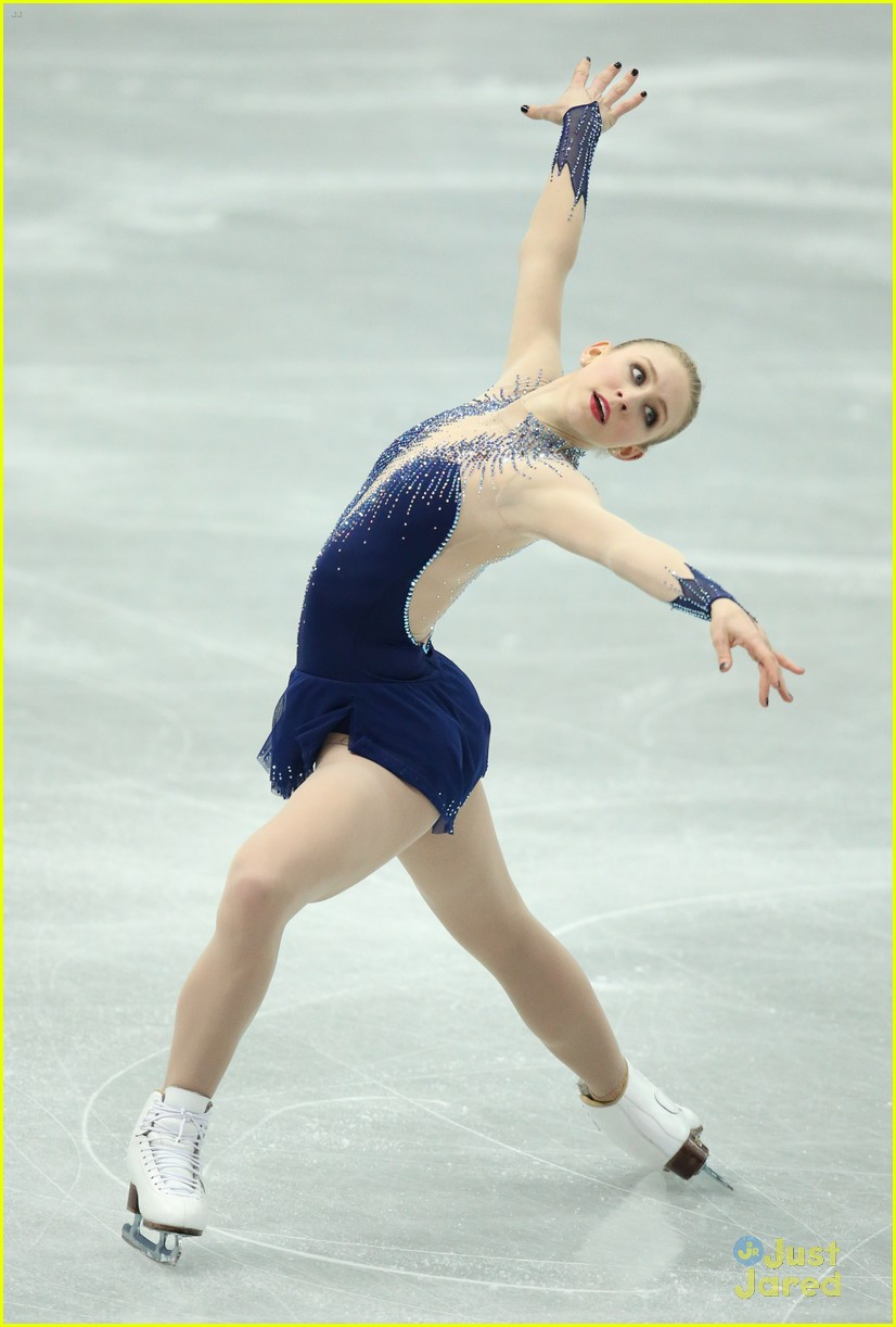 gracie gold christina gao four continents 04