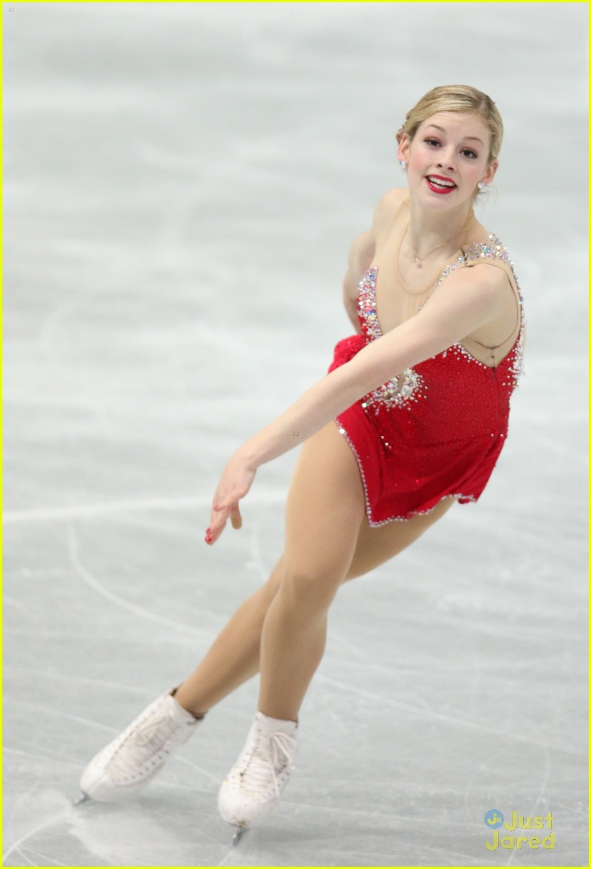 gracie gold christina gao four continents 08